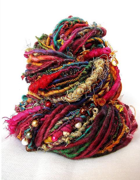 art yarn - anarkali