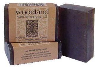 Woodland Soap - River Soap Company, Sonoma California