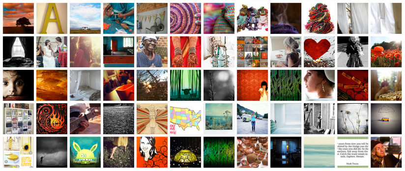 my flickr favorites - click to see all the images!