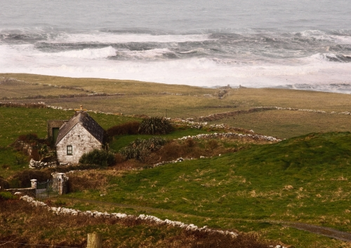 county clare ireland via up the banner photography