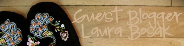 Guest Blogger on Oaxacaborn - Laura Bosak