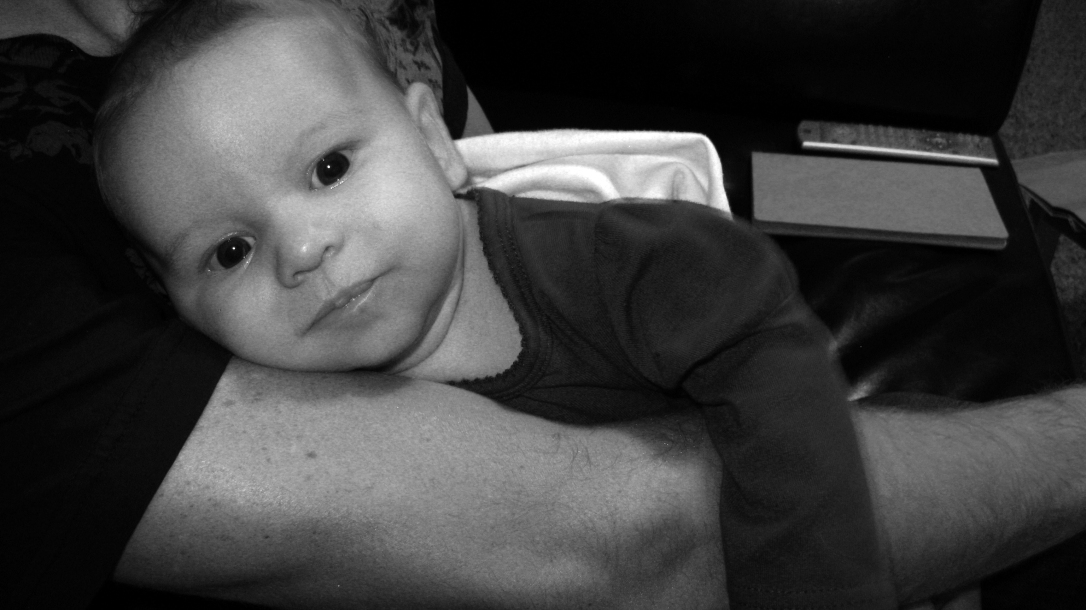 oaxacaborn - baby girl Aveline Alenka - 7 weeks old