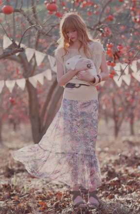 image via Spring 2011 Look Book - Ruche - ShopeRuche.com