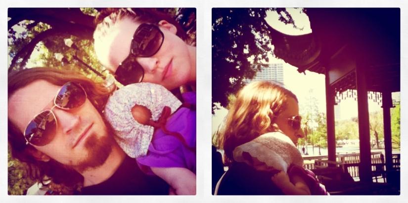 Aveline, Josiah and Gina - Downtown Orlando
