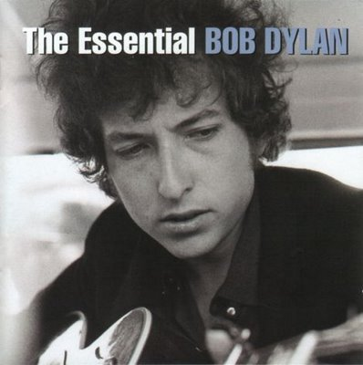 The Essential Bob Dylan Album Cover
