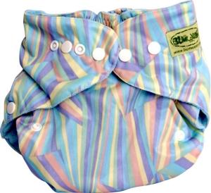 Bumwear Kaleidoscope Diaper