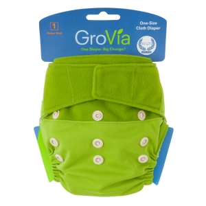 GroVia GroBaby Cloth Diaper Hybrid Shell