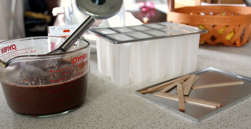 More Fun with an Apron Homemade Fudgepop Popsicle Recipe
