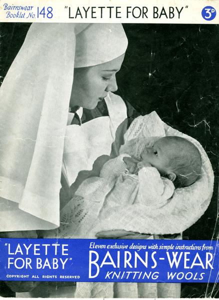 Bairns-Wear Knitting Wool