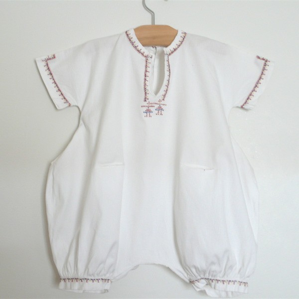 Vintage Baby Clothes The Oaxacaborn Blog