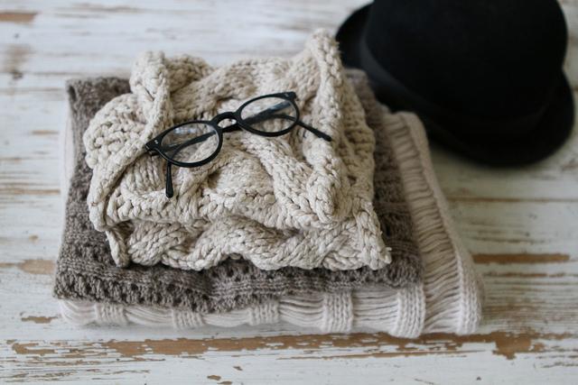 Cable Knit via Closet Visit
