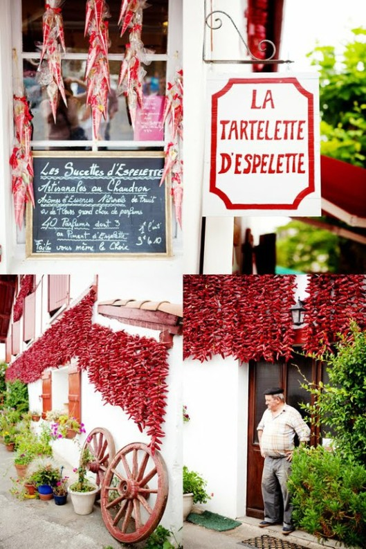 Iparralde - the French Basque Countryside - Cannelle et Vanille