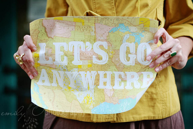 Let's Go Anywhere via Emily O Photography on Flickr