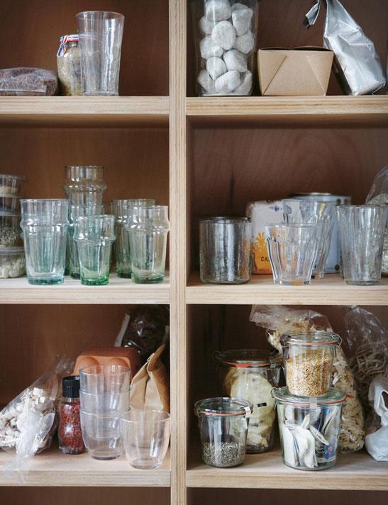 Toast - House + Home Autumn 2011 - Kitchen Glassware
