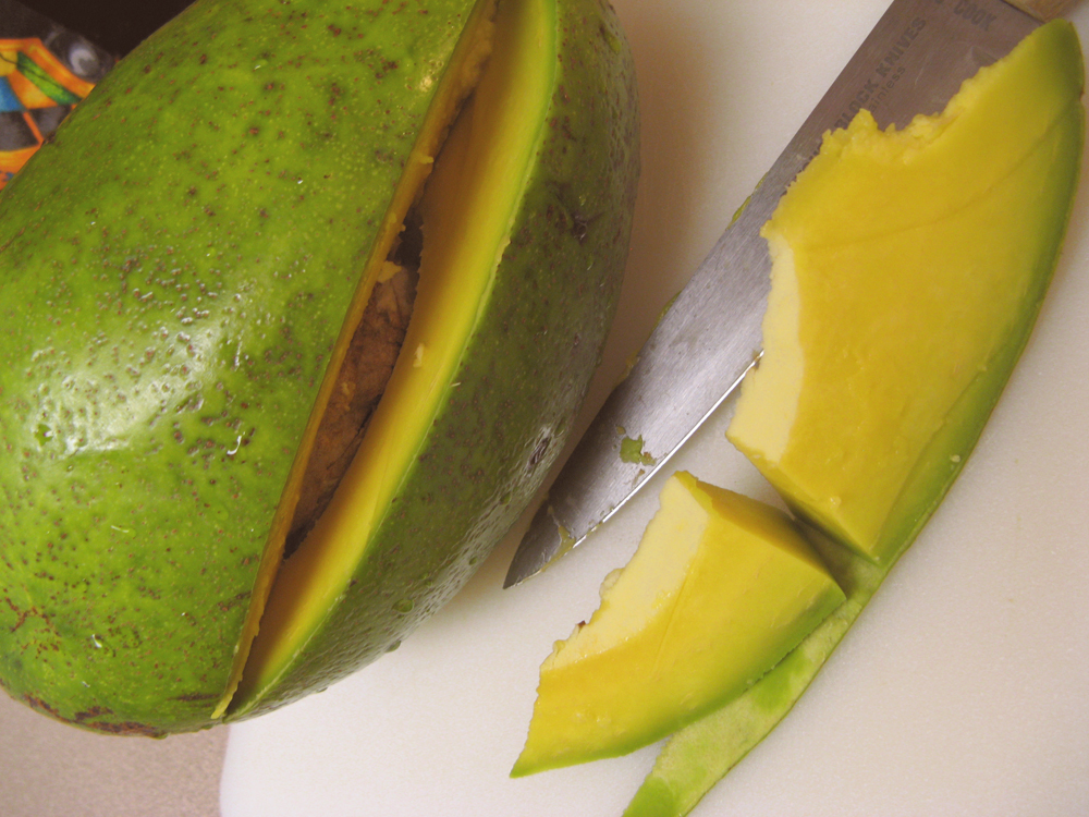Avocado - Baby Foods You Can Make on Your Own in Less than 2 Minutes