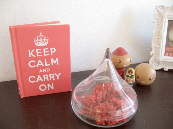 Keep Calm, Milo Berries, Noferin, Matryoshka