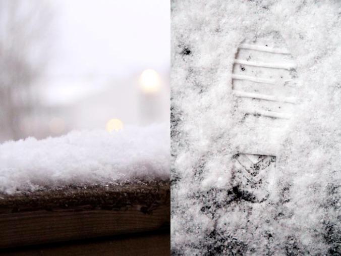 First Snow - Sweden - Scandinavian Christmas