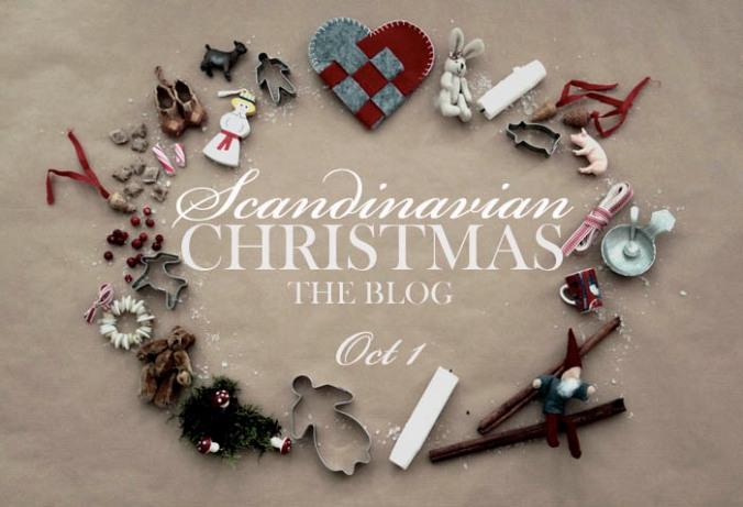 Scandinavian Christmas - new Christmas blog