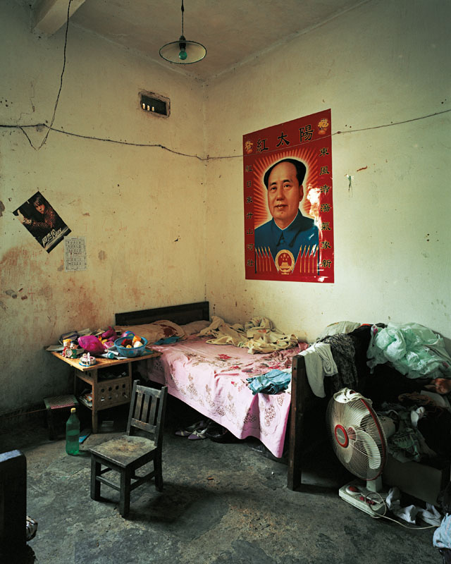 Dong, 9, Yunnan, China - Where Children Sleep James Mollison