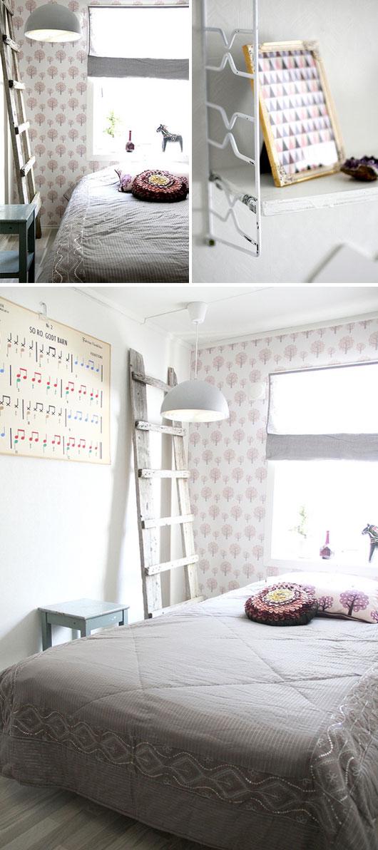 calm neutral bedroom via an-magritt