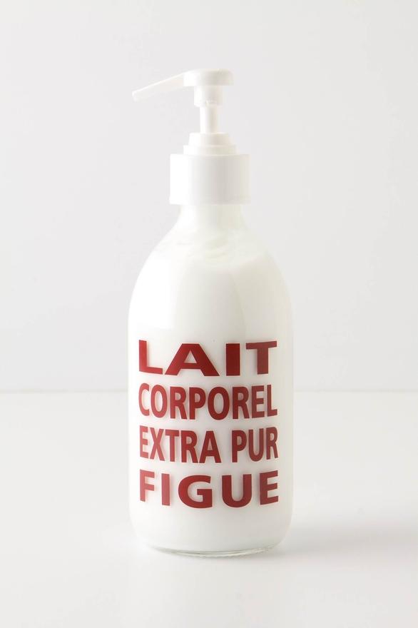 Lait Corporel Extra Pur Figue - Compagnie De Provence - Anthropologie