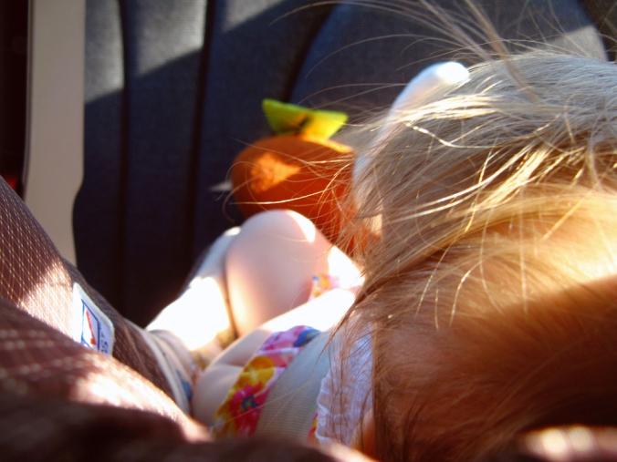 Day in Photos - Sun in Hair