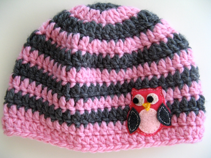 Day in Photos - Owl Hat