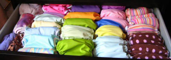 The cost of using cloth diapers vs the cost of using disposable diapers