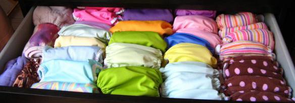 The Diaper Debate: Cloth Versus Disposable Baby Diapers