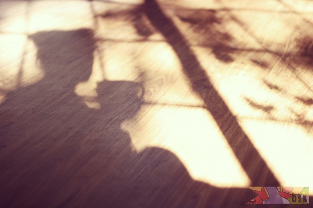 Sarah - January 8 - Shadow - A Sea Apart - Two Sisters, Two Countries, Two Photos A Day