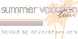 Virtual Travel Series - Summer Blog Tour hosted by Oaxacaborn