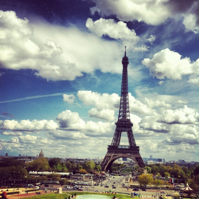 Eiffel Tower - Top 5 Things to Love about Paris - Virtual Travel Series