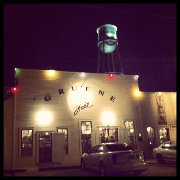 Gruene Hall - Things to Do and Places to Eat in San Antonio Texas