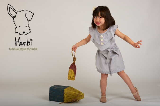 Hanbi Spring Summer 2012 - Australian children's clothing as seen on the Oaxacaborn blog