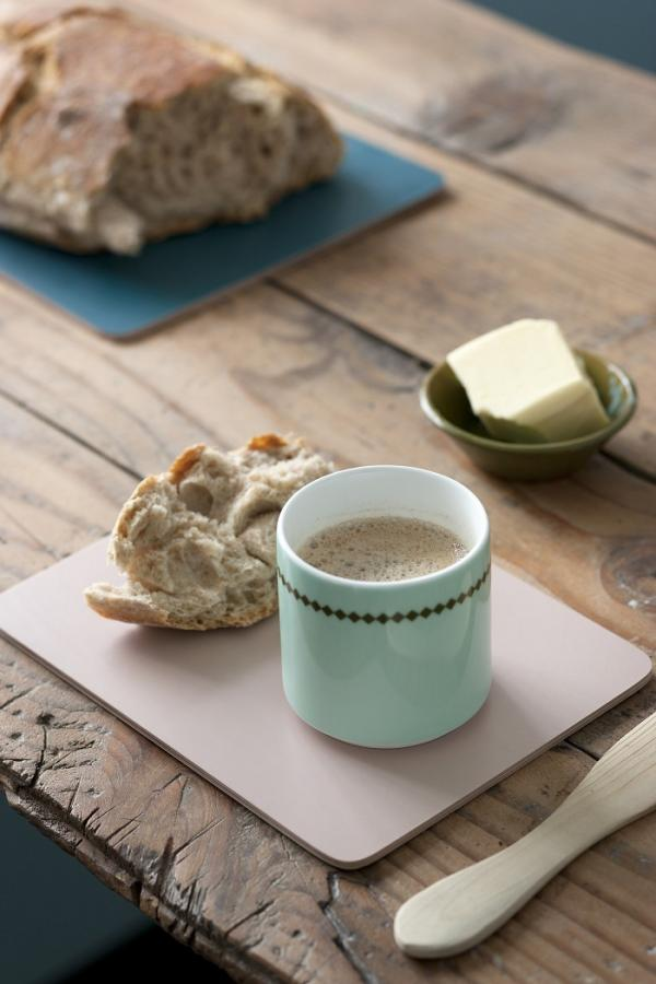 Ferm Living Harlequin Mug via Decorate Shop DK