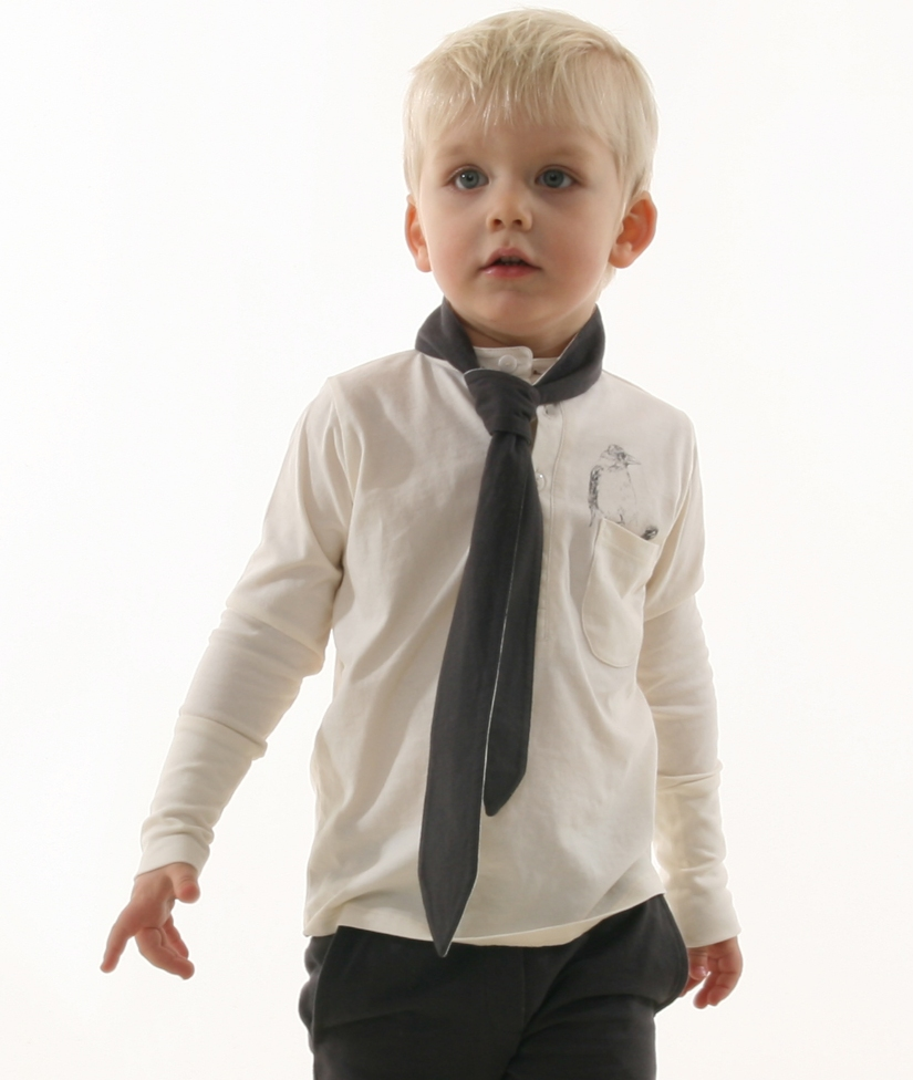 A conversation with the designer of Lobilo, Swedish children's clothing - as seen on Oaxacaborn dot com