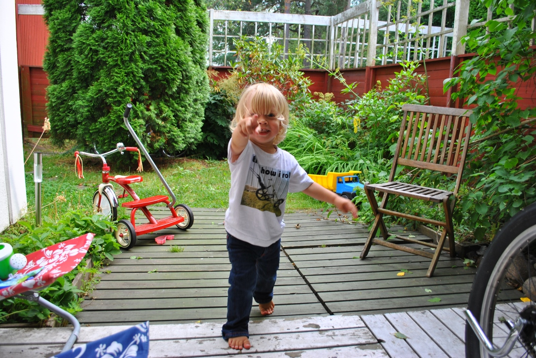 A guest post about little boys clothing by Mrs Agatha from Finland