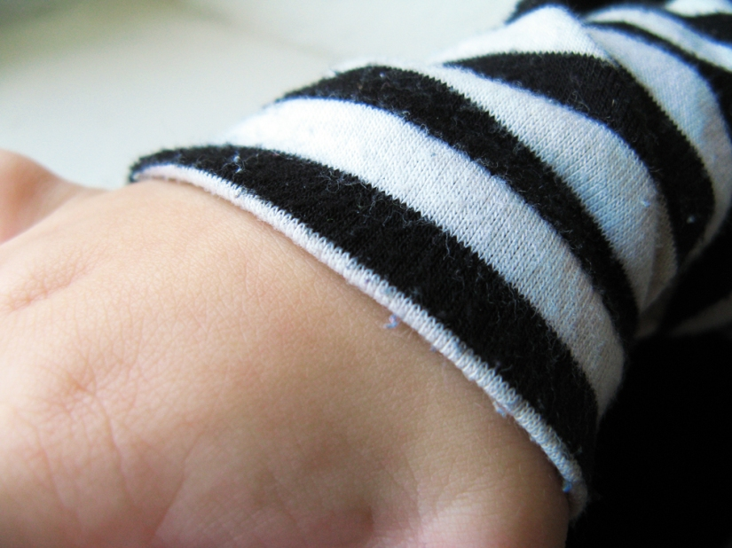 Toddler Wrist - Gina Munsey, Oaxacaborn dot com