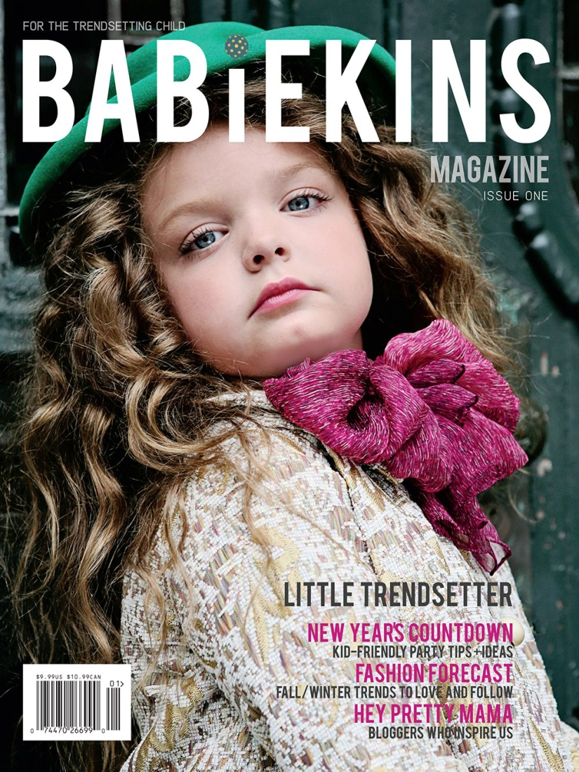 Babiekins Mag - available in Barnes and Noble stores October 9