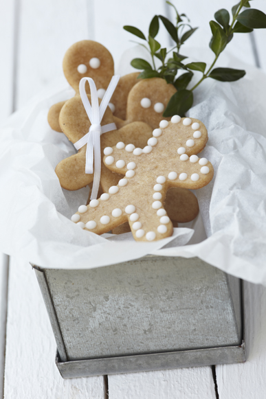 -Christmas Gingerbread via La Petite Cusine, photo by Susanne Schanz