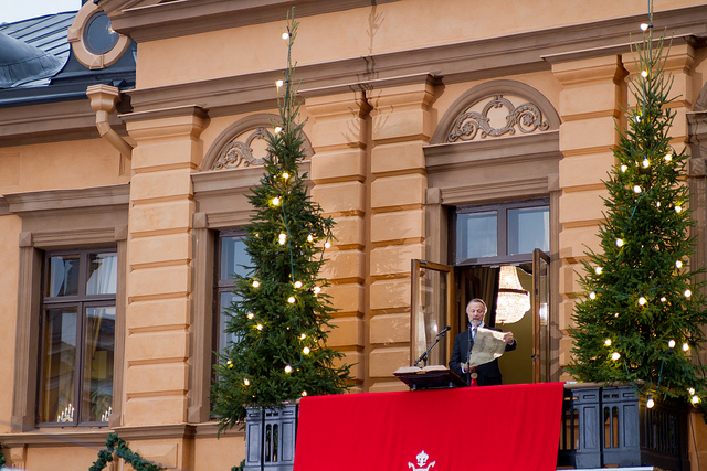 Christmas Peace in Turku, Finland - Photo by Veli-Pekka Suuronen