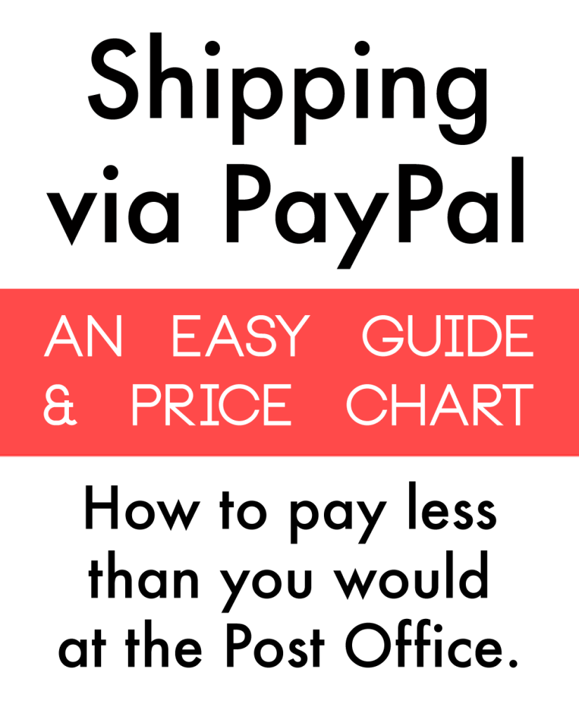 12118 tutorial how to ship via paypal an easier and cheaper how to ship on paypal for cheaper than the post office a guide on oaxacaborn nvjuhfo Choice Image