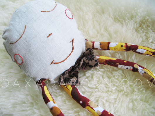 Stuffed Toy - Humpty Dumpty - Oaxacaborn on Etsy - $29