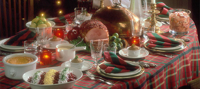 Recipes for a Traditional Finnish Christmas Meal - Photo by Studio Fotoni