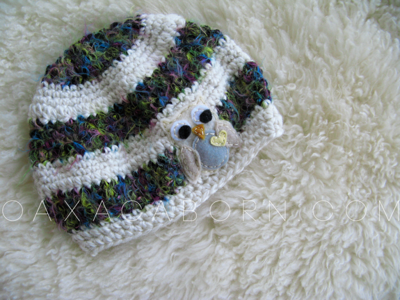 Owl Hat - Oaxacaborn on Etsy