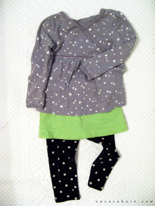 Little Style - Toddler Pattern Mixing- via the Oaxacaborn blog dot com copy