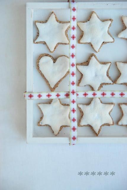 Star Cookies via liebesbotschaft