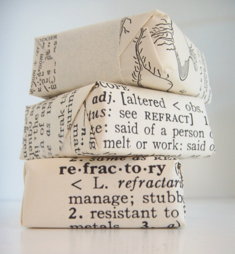 Dictionary Wrapping pages via Sweet Petula
