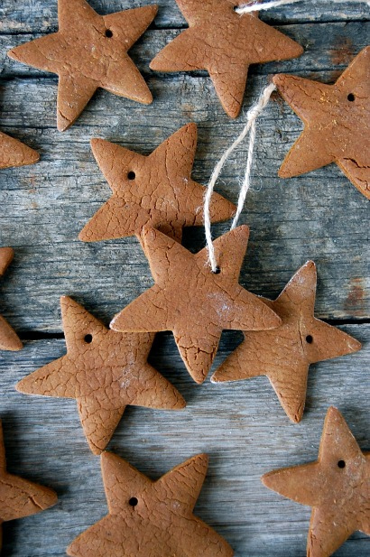 Gingerbread stars by Butterfly Foodie