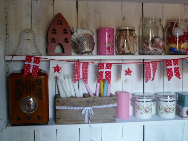 Nordic Christmas photos via Red House in the Country Punainen talo maalla